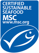 MSC Logo - Certified Sustainable Seafood